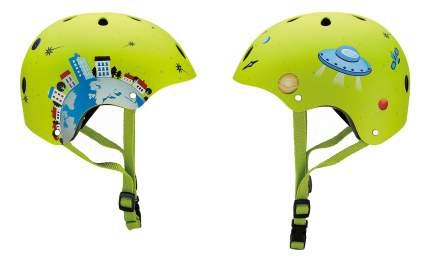 Шлем Globber Printed Junior XXS/XS зеленый