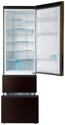 Холодильник Haier A2F737CDBG Brown