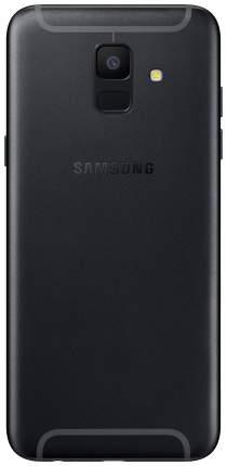 Смартфон Samsung Galaxy A6 SM-A600F/DS 32Gb Black