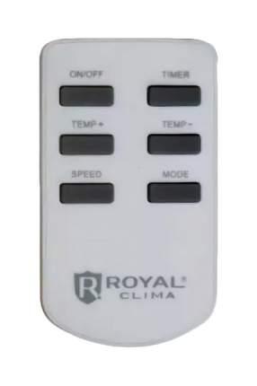 Кондиционер мобильный Royal Clima Mobile Elettronico RM-M20CN-E White/cерый