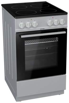 Электрическая плита Gorenje EC5111SG Silver