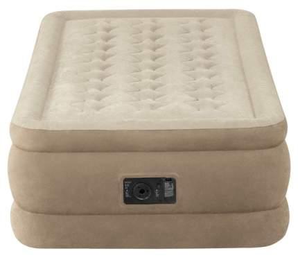 Надувная кровать Intex Ultra Plush Bed 6445699х191х46 см встроенный насос 220V