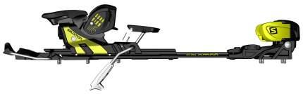 Горнолыжные крепления Salomon Guardian MNC 16 S 2015 желтые, 115 мм