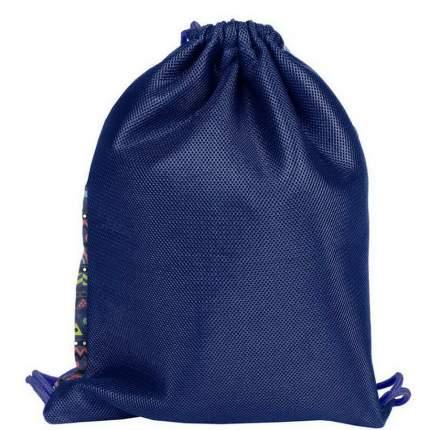 Мешок для обуви PASO Lifetime ethnic ornament blue