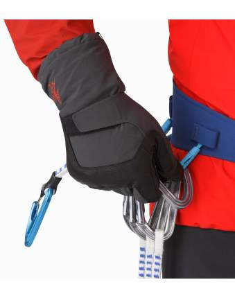 Перчатки Arcteryx Alpha FL Glove серые L