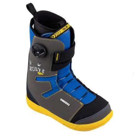 Ботинки для сноуборда Deeluxe Junior 2019, multi, 22.5