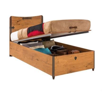 Кровать с подъемным механизмом Cilek 90х190 Pirate