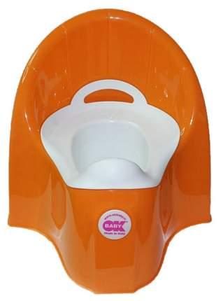 Горшок детский Ok Baby Pasha оранжевый