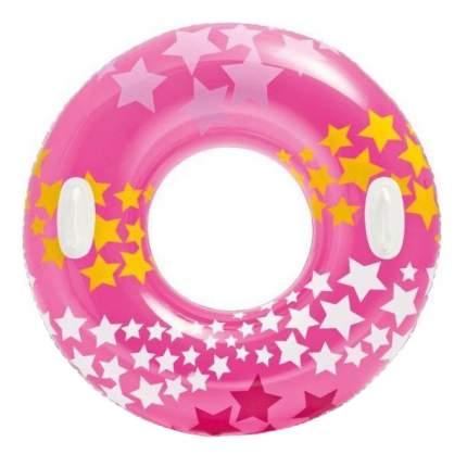 Круг для купания Intex Звезды 91 см