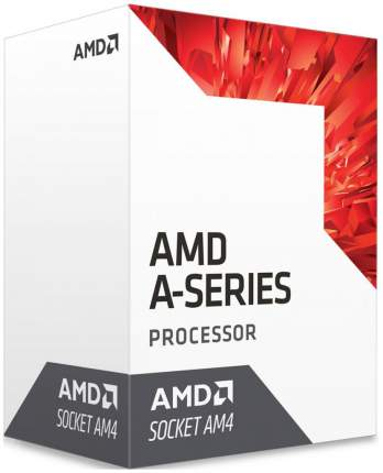 Процессор AMD A8 9600 OEM (65W, 4C/4T, 3.4Gh(Max), 2MB(L2-2MB), AM4) (AD9600AGM44AB)