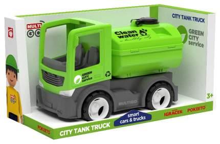 Городской грузовик с цистерной