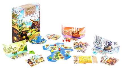 Настольная игра Эврикус Илос Затерянный архипелаг