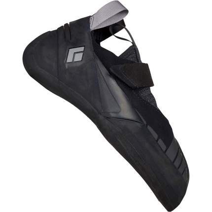 Скальные туфли Black Diamond Shadow, black, 11 US