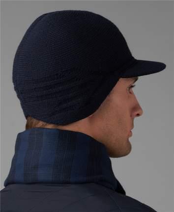 Шапка мужская HENDERSON HT-0083 синяя ONE SIZE