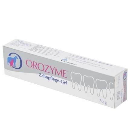Гель Orozyme для ухода за полостью рта у животных (70 г)