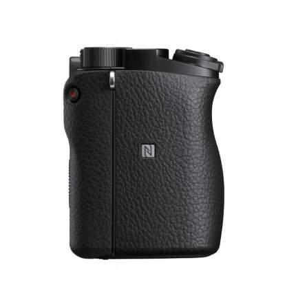 Фотоаппарат цифровой компактный Sony ILCE-6100L/B