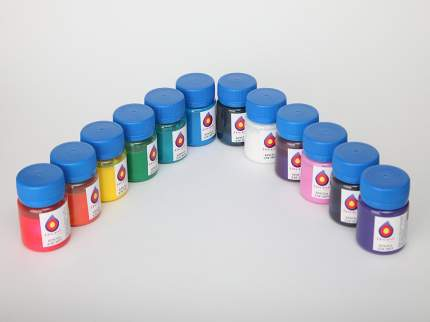 Краска для эбру Эбру-Профи фиолетовая 30 мл