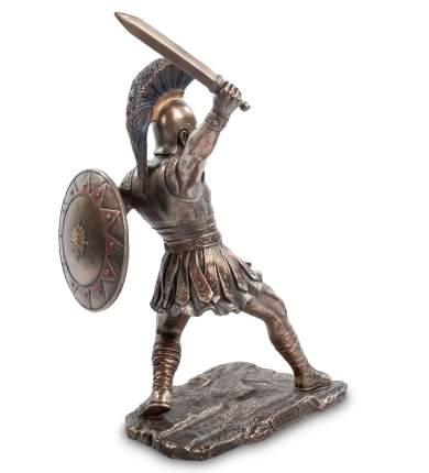 """Статуэтка """"Гектор с мечом и щитом"""" Veronese"""