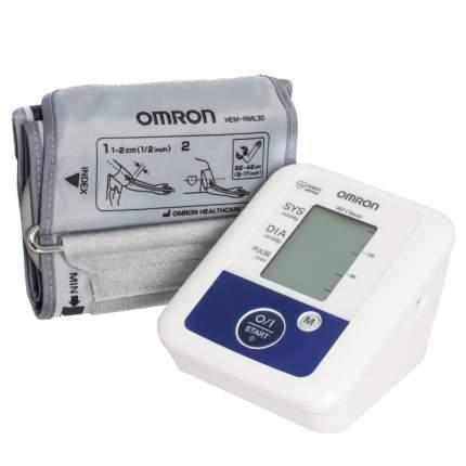Тонометр Omron M2 Classic HEM 7117H-ARU автоматический на плечо с универсальной манжетой