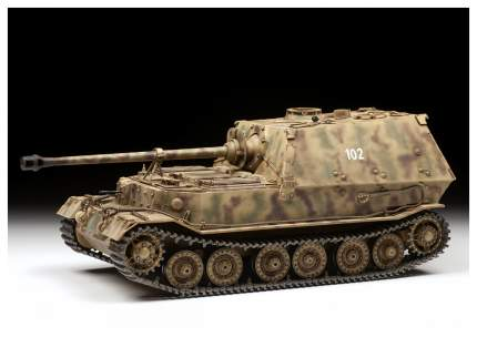Сборная модель ZVEZDA Элефант Немецкий истребитель танков 1:35