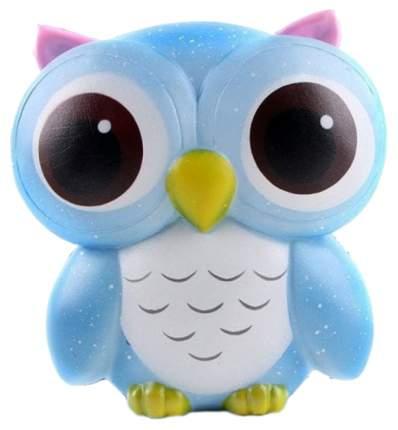 Игрушка-антистресс 1Toy Сквиши М-м-мняшка Сова с большими глазами