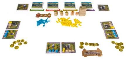 Настольная игра GAGA GAMES Зеленые Просторы GG102