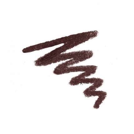 Карандаш для глаз Luxvisage тон 02 тёмно-коричневый