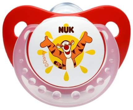 Пустышка NUK ортодонтическая Trendline Disney 1 р. в ассорт.