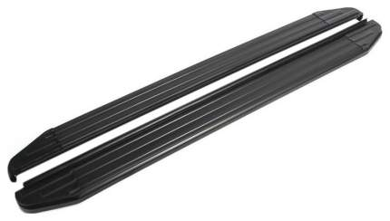 Порог-площадка Rival Premium-Black A180ALB