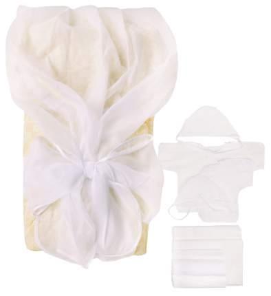 Комплект для новорожденных Крошкин дом Карапуз 207 Бежевый