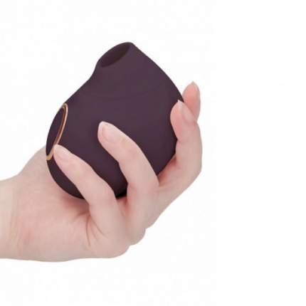 Вакуумно-волновой стимулятор клитора Irresistible Seductive Purple