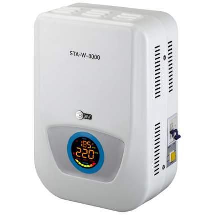 Однофазный стабилизатор ЭРА STA-W-8000 Б0002816