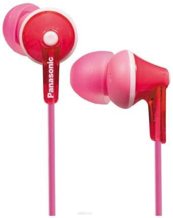 Наушники Panasonic RP-HJE125E Pink