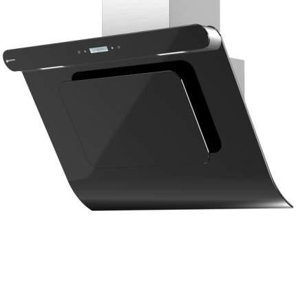 Вытяжка наклонная Shindo Arktur Sensor 90 B/BG 3ETC Black/Silver