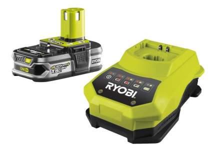 Набор аккумулятор и зарядное устройство Ryobi RBC18L15 18V CHARGER KIT EU