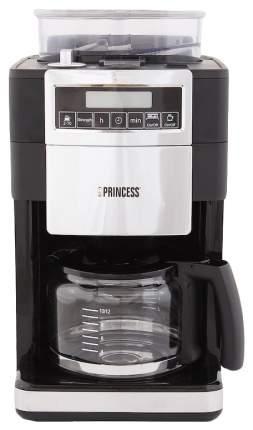 Кофеварка капельного типа Princess 249402 Silver/Black