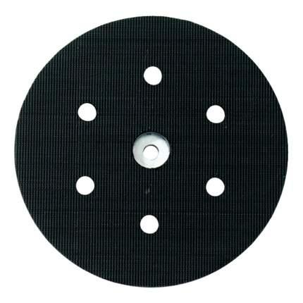 Опорная тарелка для эксцентриковых шлифмашин metabo 631158000