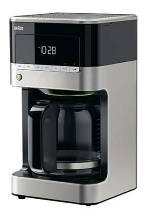 Кофеварка капельного типа Braun KF7120 Silver/Black