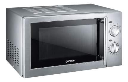 Микроволновая печь соло Gorenje MO17ME silver/black