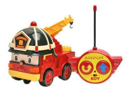 "Машина на р.у. Robocar Poli ""Рой"", 15 см 83186"