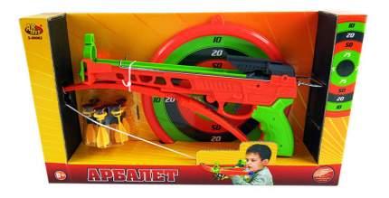 Арбалет ABtoys со снарядами на присосках s-00062