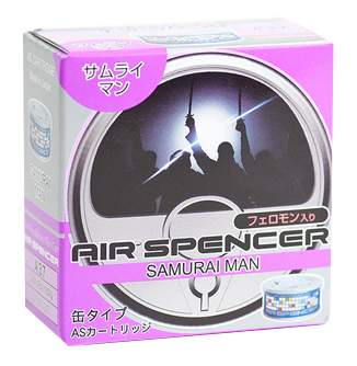 Автомобильный ароматизатор SPIRIT REFILL - SAMURAI MAN A-37