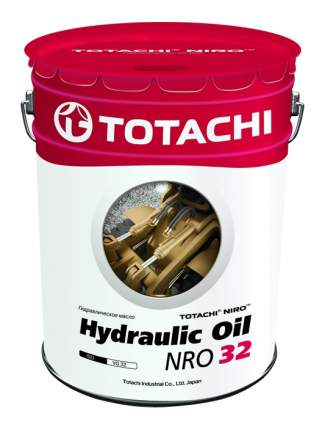 Гидравлическое масло TOTACHI NIRO Hydraulic oil NRO 20л 4589904921780