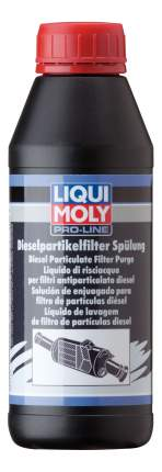 Очиститель сажевого фильтра LIQUI MOLY Pro-Line Diesel Partikelfilter Spulung (5171)