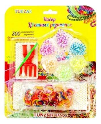 Набор для творчества цветные резиночки со станком 300 штук