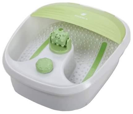 Массажная ванночка для ног Supra FMS-101 white/green