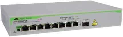Коммутатор Allied Telesis AT-FS708/POE
