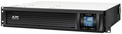 Источник бесперебойного питания APC SMART SMC2000I-2U Серый, Black