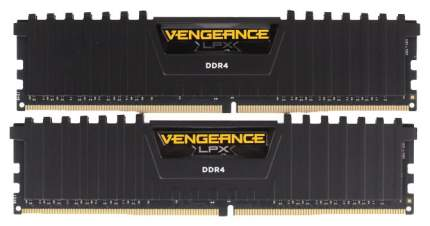 Оперативная память Corsair VENGEANCE LPX CMK16GX4M2B3000C15