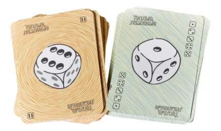 Настольная игра Экивоки. Дополнительный набор карт Теплые Ламповые